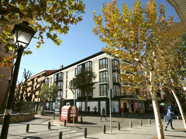 Edificio viviendas Leganés